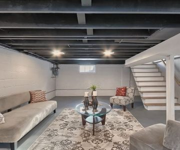 5 Basement Remodeling Ideas to Get the Most Out of Your Place