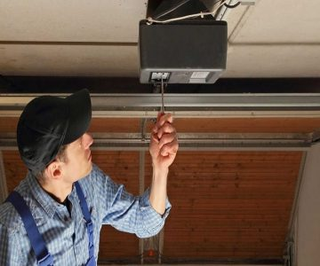 Garage Door Repair Services in Camarillo
