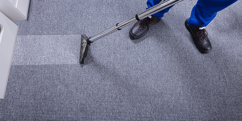 Clean And Resistant Carpet